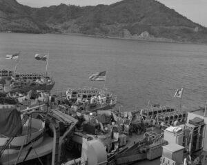 Flotta Nazioni Unite_Guerra di Corea