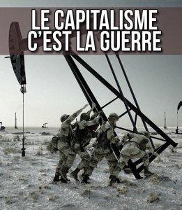 PCRF, Il capitalismo è la guerra