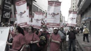 FSM Colombia_ Ne giochi parlamentari ne repressione metteranno a tacere la resistenza popolare