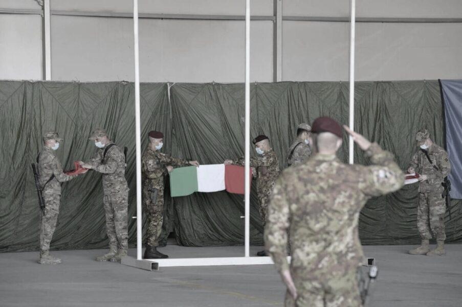 ritirata dall'Afghanistan