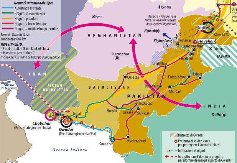 ritirata dall'Afghanistan mappa 4