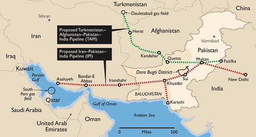 ritirata dall'Afghanistan mappa